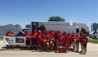 "Nebraskaland Days ""Somewhere on a Beach"" downtown Parade!"