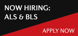 Now Hiring: ALS & BLS - Apply Now